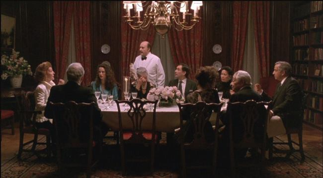 The Adler's Home in Movie, Green Card 1
