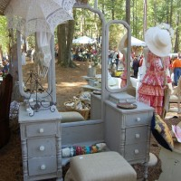Country Living Fair in Stone Mountain, Georgia