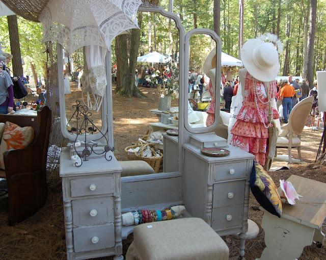 Country Living Fair In Stone Mountain Georgia