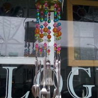 Make a Wind Chime from Old Spoons and Forks