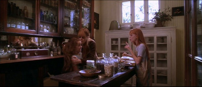 Practical Magic Movie House