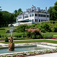 Tour The Library, Drawing Room and Gardens of the Mount, Home of Edith Wharton