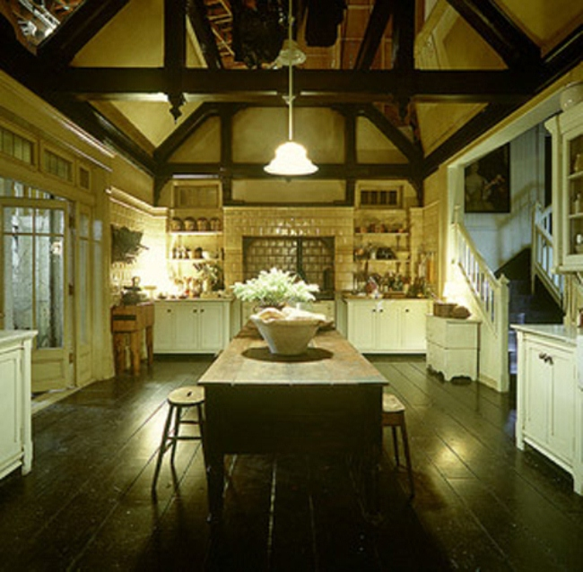 Inside Practical Magic House Images