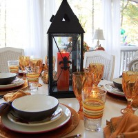 Fall Dining on the Porch: Celebrating the Russet Shades of Autumn