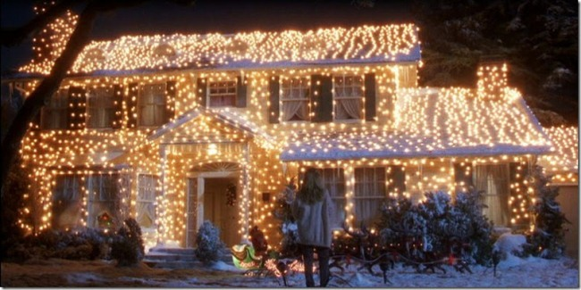 Christmas Vacation Movie House