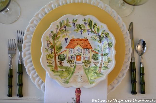 Ma Maison Dishware by Dario Farrucci