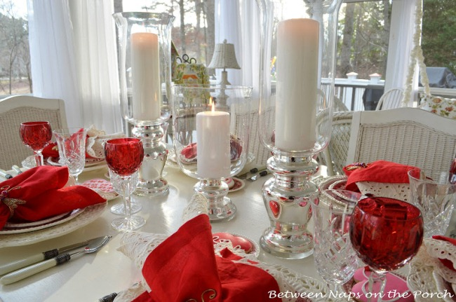 Valentine S Day Tablescapes Table Settings