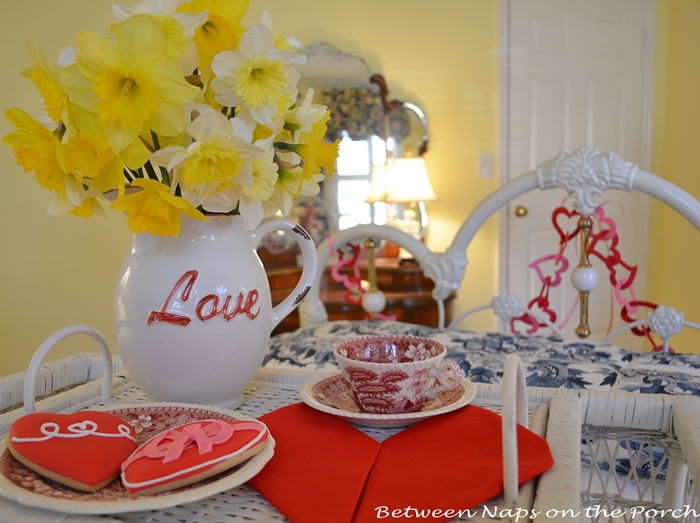 Valentine's Day Tea