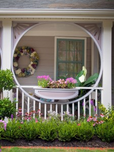 Beautiful Porch Renovation
