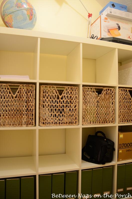 Expedit Closet Organization