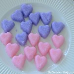 Make Heart-Shaped Sugar Cubes for Parties: A Tutorial