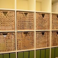 IKEA PJÄS Basket Closet Additions
