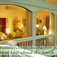 Springtime Means Porch Time: Answers to Your Most FAQs