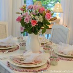 A Mother's Day Table Setting