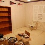 Pottery Barn Bedford Home Office Renovation