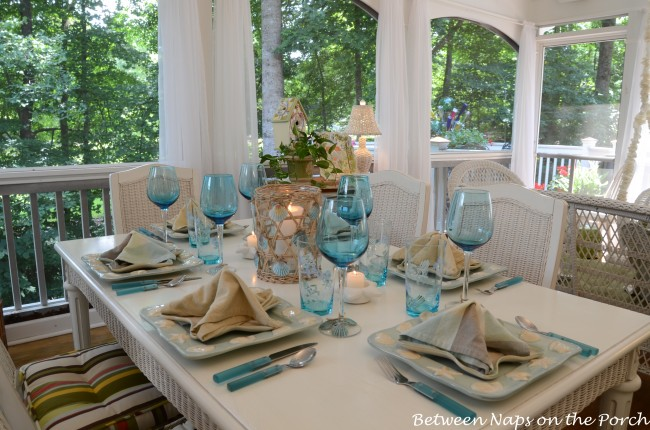 Starfish Napkin Folding Tutorial For A Beach Themed Table