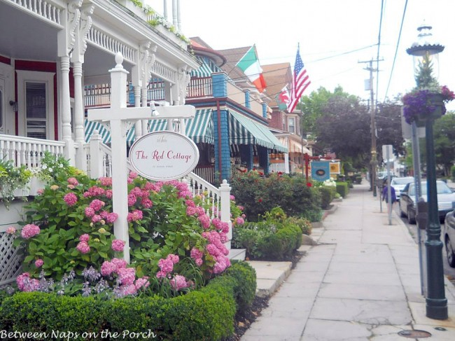 Charming Homes in Cape May