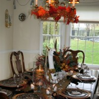 Christmas Tablesettings by the Readers of BNOTP