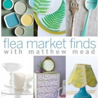 Inspiration Galore for Your Flea Market Finds