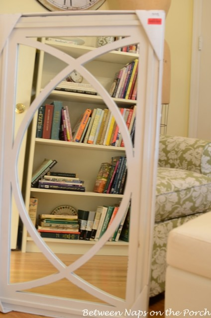 New Mirror for Office Reading Nook