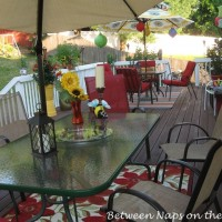 Decorate Your Deck for Summer Parties and Cookouts