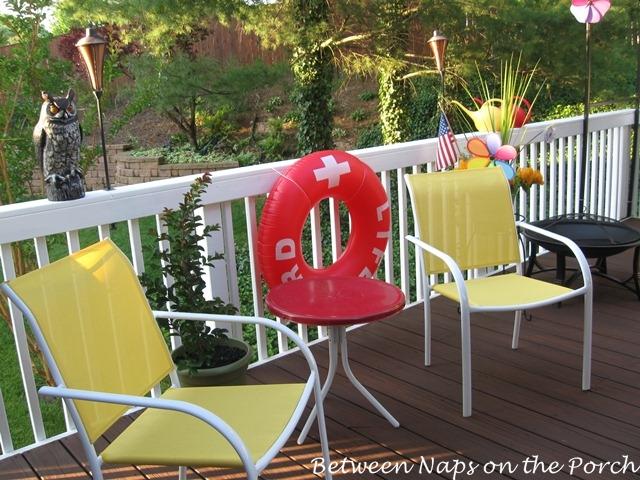 Summer Party Deck