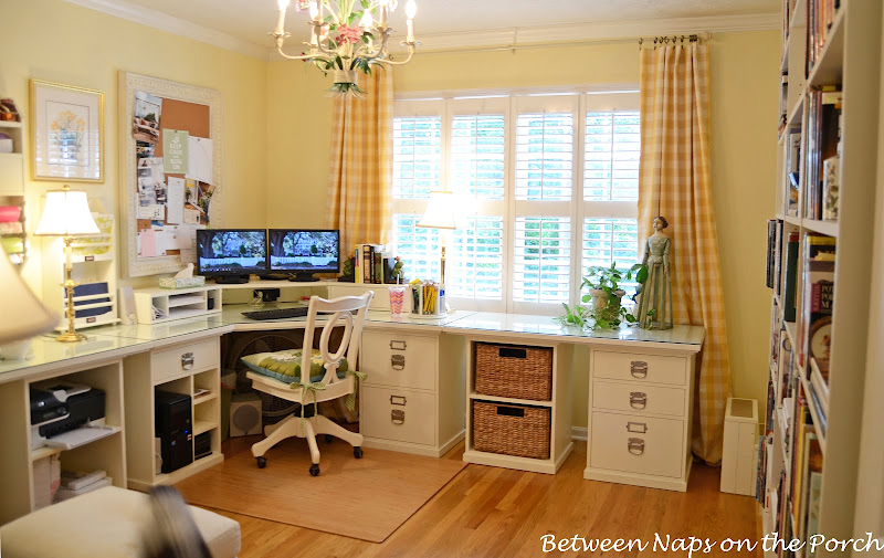 Yellow And White Buffalo Check Curtains - Best Curtains 2017