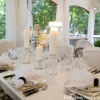 Light & Airy for Summer Dining