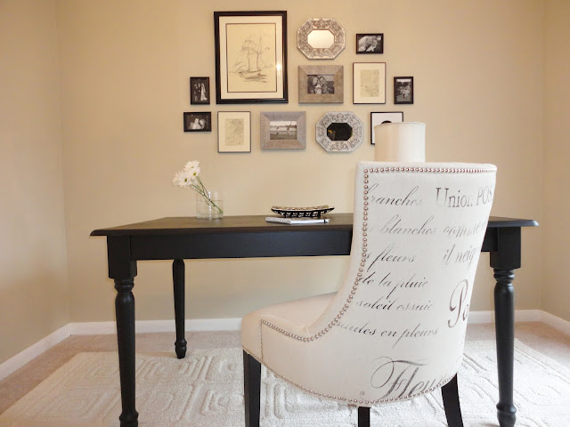Home Office for Blogging and Working