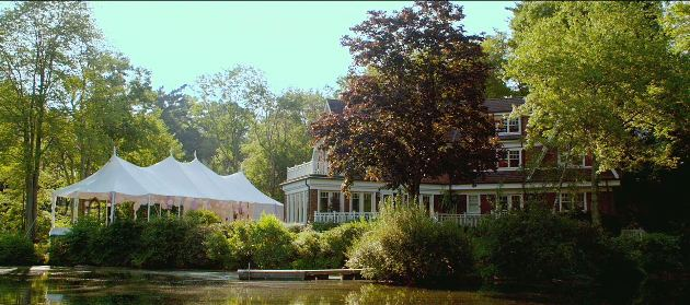 The Big Wedding Movie: Get a Sneak Peek of the Lake House
