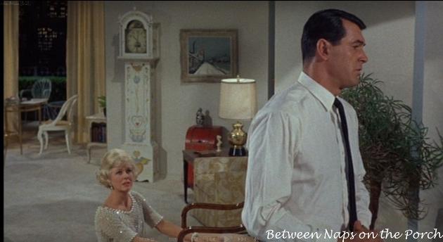Lover Come Back: Carol's (Doris Day) Apartment