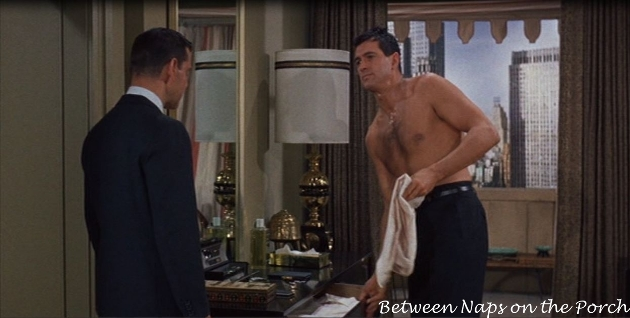 Lover Come Back: Jerry (Rock Hudson) Apartment