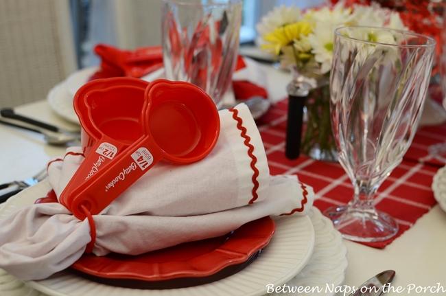 Bridal Shower Tablescape