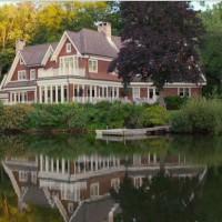 The Big Wedding: A Peek Inside This Beautiful Lake House