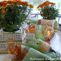6 Autumn Tablescapes