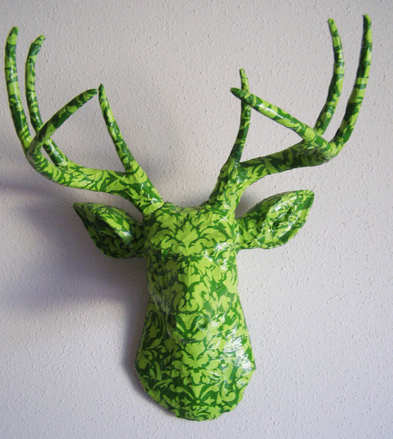 Decorative Deer Heads