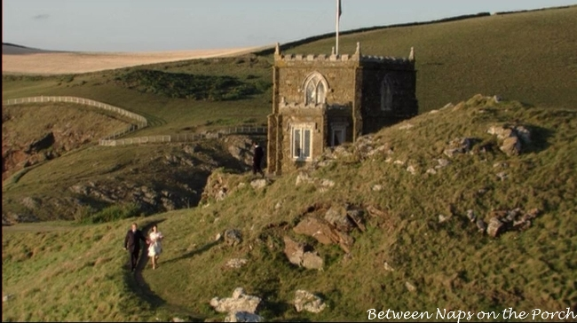 Doyden Castle Known as Pentire Castle in Doc Martin