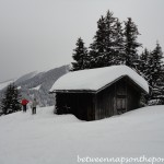 Historic Swiss Ski Cabin Renovation & Restoration