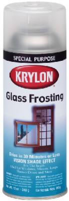 Krylon Glass Frosting