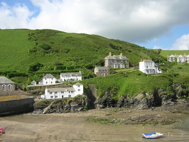Port Issac from Doc Martin
