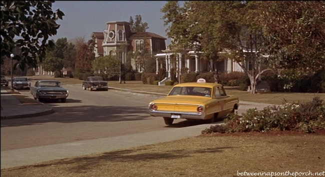 Send Me No Flowers Starring Rock Hudson and Doris Day Movie House Tour