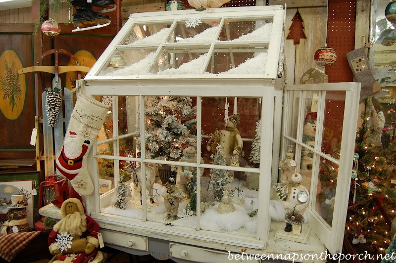 Make A Greenhouse From Old Windows