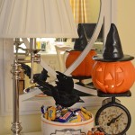 A New Lamp for the Office & A Little Halloween Fun