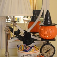 Halloween Decorating Fun Vignettes 10