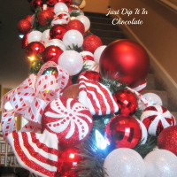 Christmas Banister Decorations: Create a Fantasy in Lights