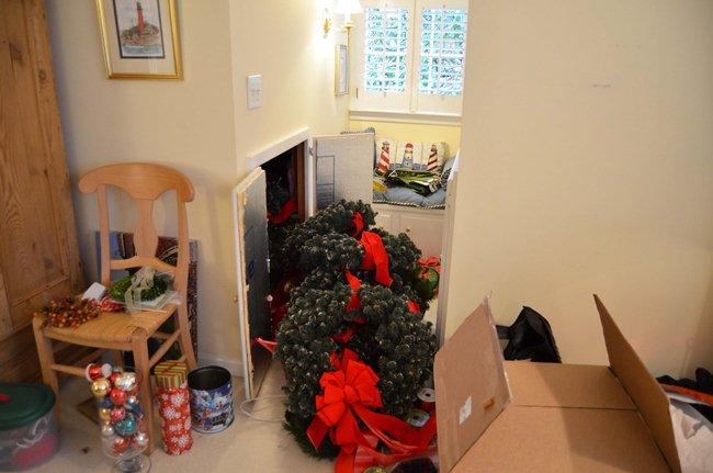 Christmas Storage 1