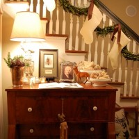 Christmas Home Tour by Candlelight 8_wm
