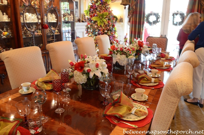 Christmas Tablescape with Lenox, Holiday_wm