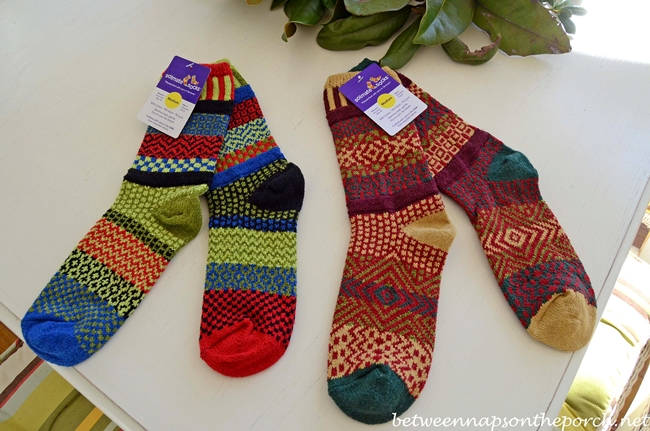 Solmate Socks from Vermont