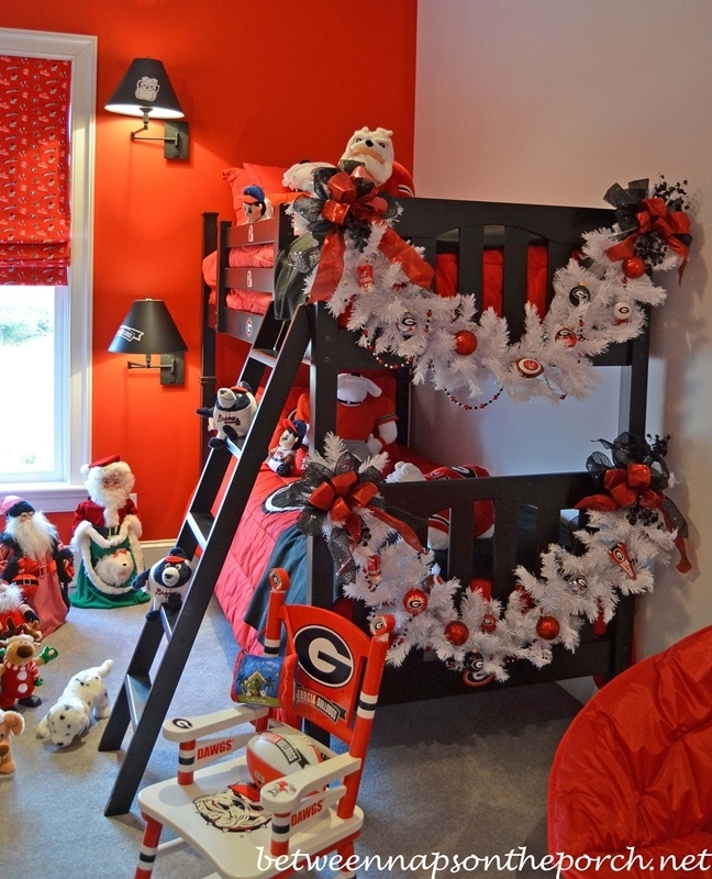 Share for Georgia bulldog bedroom ideas